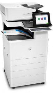 HP Color LaserJet Managed Flow MFP E77830z